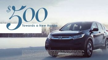 Honda Presidents' Day Sales Event TV Spot, 'Salute to Savings' [T2] - Thumbnail 7