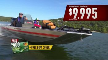 Bass Pro Shops 2018 Spring Fishing Classic TV Spot, 'Boats and Gift Cards' - Thumbnail 6