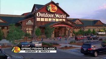 Bass Pro Shops 2018 Spring Fishing Classic TV Spot, 'Boats and Gift Cards' - Thumbnail 1