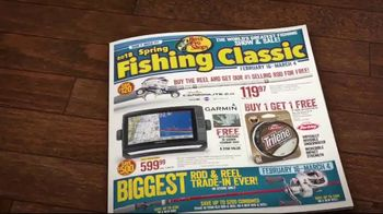 Bass Pro Shops 2018 Spring Fishing Classic TV Spot, 'Boats and Gift Cards' - Thumbnail 2