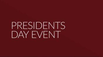Havertys Presidents Day Event TV Spot, 'George Washington: Final Days' - Thumbnail 8