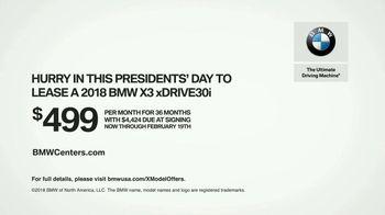 BMW Presidents Day TV Spot, 'Perfect Sense' [T2] - Thumbnail 9