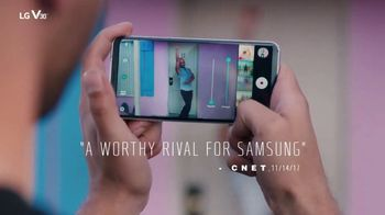 LG V30 TV Spot, 'Promise' Song by Molly Kate Kestner - Thumbnail 6