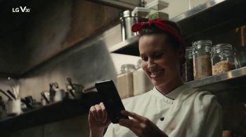 LG V30 TV Spot, 'Promise' Song by Molly Kate Kestner - Thumbnail 7