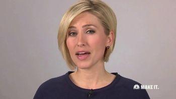 CNBC Make It TV Spot, 'Mark Cuban's Strategy' Featuring Morgan Brennan - Thumbnail 5