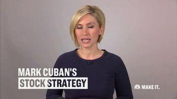 CNBC Make It TV Spot, 'Mark Cuban's Strategy' Featuring Morgan Brennan - Thumbnail 7