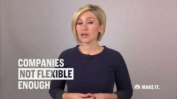 CNBC Make It TV Spot, 'Seeking a New Job' Featuring Morgan Brennan - Thumbnail 3
