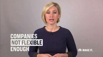 CNBC Make It TV Spot, 'Seeking a New Job' Featuring Morgan Brennan - Thumbnail 4