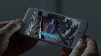 Ring Neighborhoods TV Spot, 'One Step Ahead of Crime' - Thumbnail 3