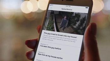 Ring Neighborhoods TV Spot, 'One Step Ahead of Crime' - Thumbnail 7