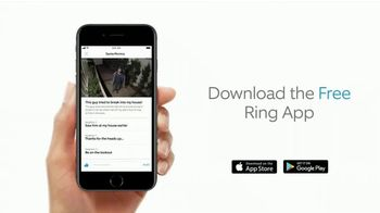 Ring Neighborhoods TV Spot, 'One Step Ahead of Crime' - Thumbnail 9