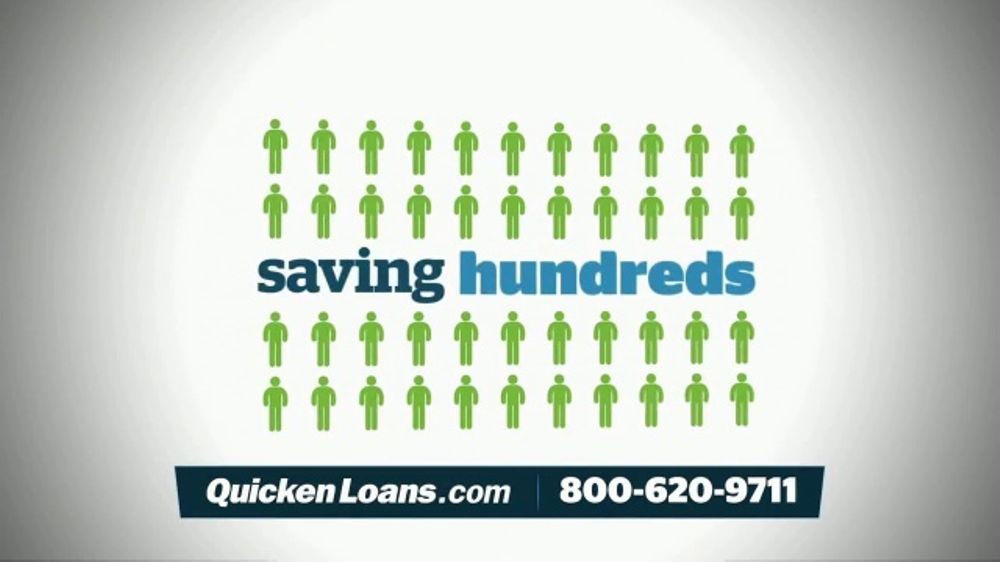 Quicken Loans HARP TV Commercial, 'Refinance With HARP and Start Saving' -  Video