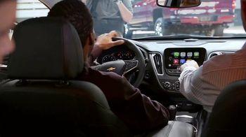 2018 Chevrolet Cruze TV Spot, 'No Words' [T2] - Thumbnail 4