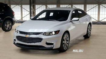 2018 Chevrolet Cruze TV Spot, 'No Words' [T2] - Thumbnail 7