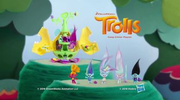 Dreamworks Trolls Camp Critter Playset TV Spot, 'The Party is Non-Stop' - Thumbnail 10
