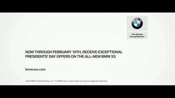 BMW Presidents' Day TV Spot, 'Glitch' [T2] - Thumbnail 7