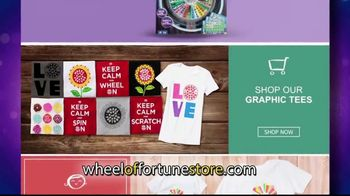 Wheel of Fortune Store TV Spot, 'Exclusive Gift Items'