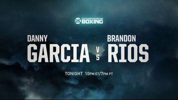 Showtime TV Spot, 'Championship Boxing: Garcia vs Rios' - Thumbnail 9