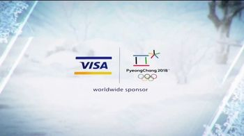 VISA TV Spot, 'Resetting Finish Lines' Featuring Gus Kenworthy - Thumbnail 10
