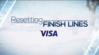 VISA TV Spot, 'Resetting Finish Lines' Featuring Gus Kenworthy - Thumbnail 2