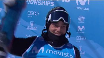 VISA TV Spot, 'Resetting Finish Lines' Featuring Gus Kenworthy - Thumbnail 9