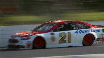 NASCAR TV Spot, 'Grab Your Seat' Featuring Jimmy Johnson, Ryan Blaney