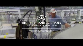 Kia Presidents' Day Sales Event TV Spot, 'Best Value: Cars & SUVs'