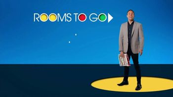 Rooms to Go Presidents' Day Sale TV Spot, 'Great Values' - Thumbnail 1