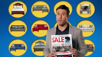 Rooms to Go Presidents' Day Sale TV Spot, 'Great Values' - Thumbnail 4