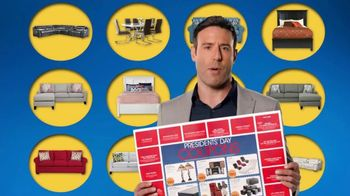 Rooms to Go Presidents' Day Sale TV Spot, 'Great Values' - Thumbnail 5