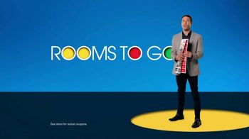 Rooms to Go Presidents' Day Sale TV Spot, 'Great Values' - Thumbnail 8