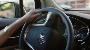 2018 Buick Encore TV Spot, 'Ready for Anything' Song by Matt and Kim