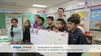 Albertsons Companies Foundation TV Spot, '2018 Innovation in Education' - Thumbnail 4