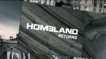 Showtime TV Spot, 'Homeland Season Seven: Under Attack'