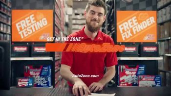 AutoZone Fix Finder TV Spot, 'No Problem' - Thumbnail 9