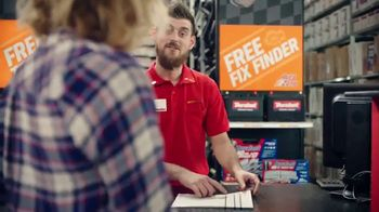 AutoZone Fix Finder TV Spot, 'No Problem' - Thumbnail 7