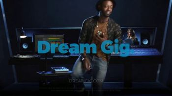 Comcast Business TV Spot, 'Dream Gig' - Thumbnail 9