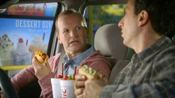 Sonic Drive-In $1 Hot Dogs TV Spot, 'Presidents Day: Wooden Teeth' - 514 commercial airings
