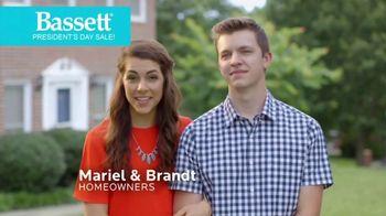 Bassett President's Day Sale TV Spot, 'Blank Living Room' - Thumbnail 1
