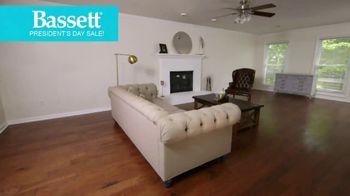 Bassett President's Day Sale TV Spot, 'Blank Living Room' - Thumbnail 2