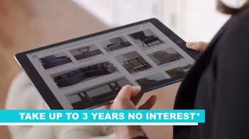 Bassett President's Day Sale TV Spot, 'Blank Living Room' - Thumbnail 4