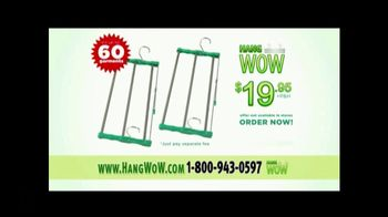 Hang WOW TV Spot, 'Instantly Expand Your Closet Space' - Thumbnail 9