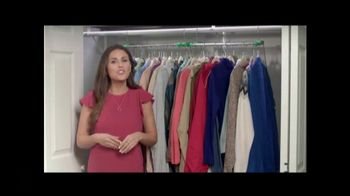 Hang WOW TV Spot, 'Instantly Expand Your Closet Space' - Thumbnail 3