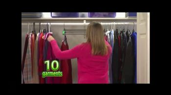 Hang WOW TV Spot, 'Instantly Expand Your Closet Space' - Thumbnail 5