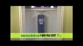 Hang WOW TV Spot, 'Instantly Expand Your Closet Space' - Thumbnail 6