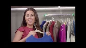 Hang WOW TV Spot, 'Instantly Expand Your Closet Space' - Thumbnail 7