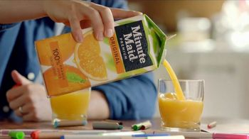 Minute Maid Premium Original TV Spot, 'A Glass Full of Smiles' - Thumbnail 7