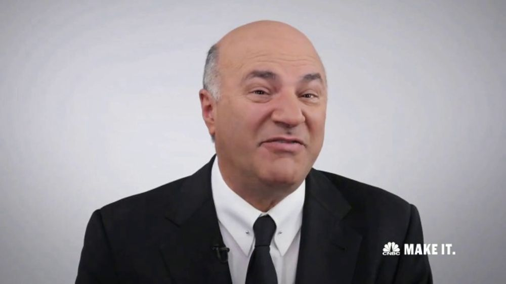 CNBC Make It TV Commercial, 'Invest the Rest' Featuring Kevin O'Leary