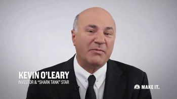 CNBC Make It TV Spot, 'Invest the Rest' Featuring Kevin O'Leary - Thumbnail 3
