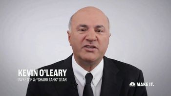 CNBC Make It TV Spot, 'Invest the Rest' Featuring Kevin O'Leary - Thumbnail 4